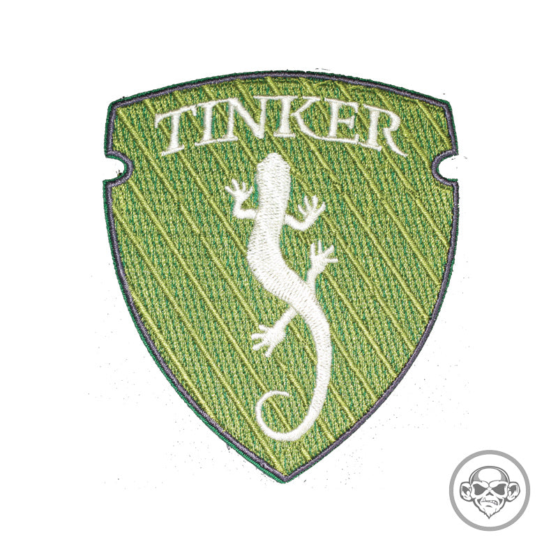 Tinker Workshop Classic Shield Morale Patch - 2019 Version