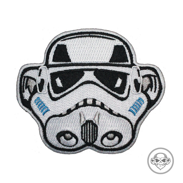Grumpy TK Trooper Monkey Morale Patch