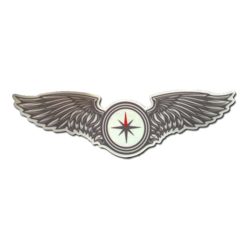 Exploro Wings Classic Sticker