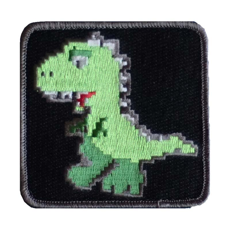 TiRex Morale Patch