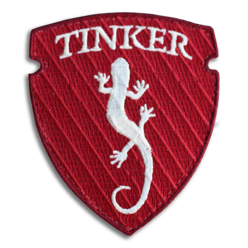 Tinker Workshop Classic Shield Morale Patch