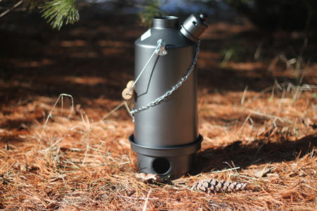 1.5 Liter Adventurer Kettle with Cook Kit