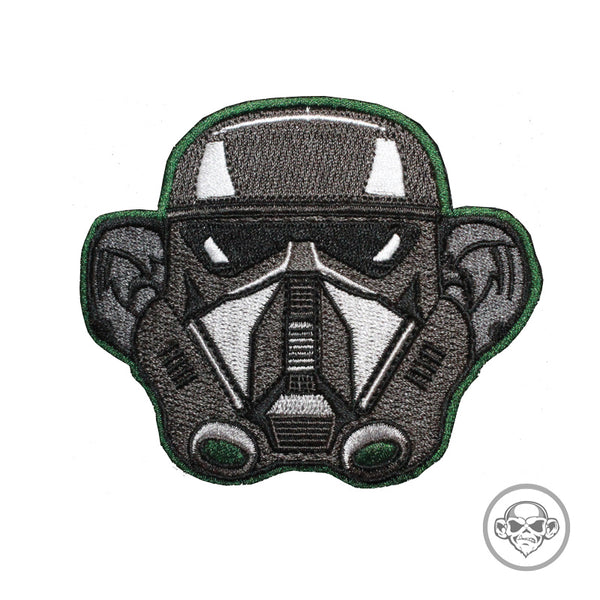 Grumpy Death Trooper Monkey Morale Patch