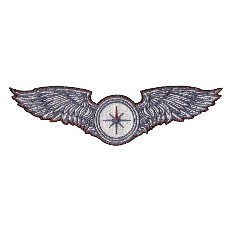 Exploro Adventure Wings Morale Patch