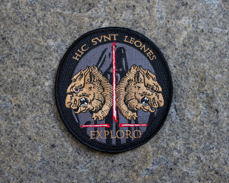 Here Be Lions Morale Patch