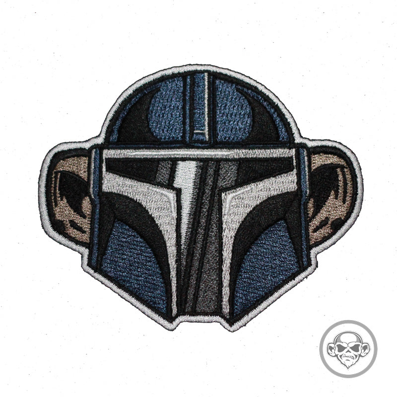 Grumpy Mandalorian Fighter Morale Patch