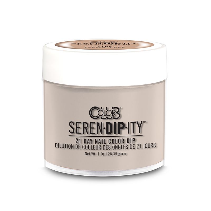 Feelin Free - XDIP1166 - Color Club Serendipity Dip Powder