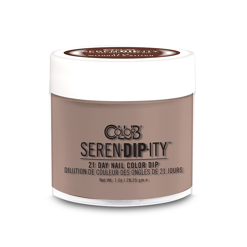 Without A Stitch - XDIP1174 - Color Club Serendipity Dip Powder