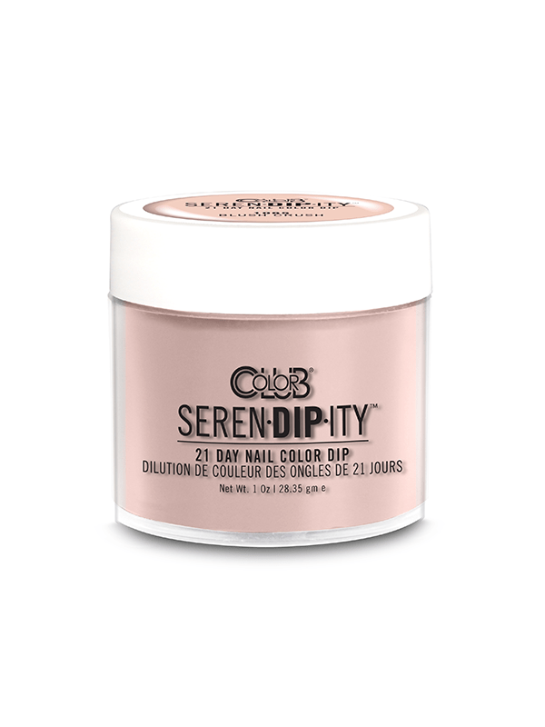 Blush Crush - XDIP1065 - Color Club Serendipity Dip Powder