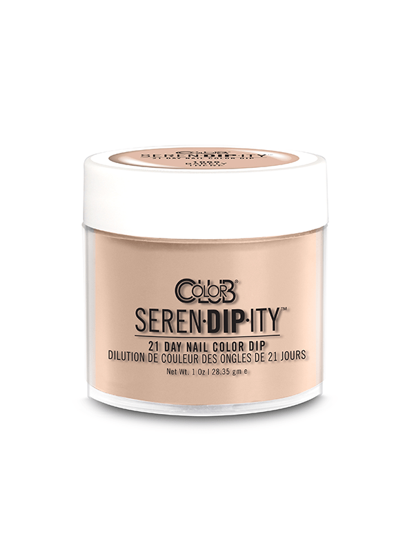 Barely There - XDIP1066 - Color Club Serendipity Dip Powder