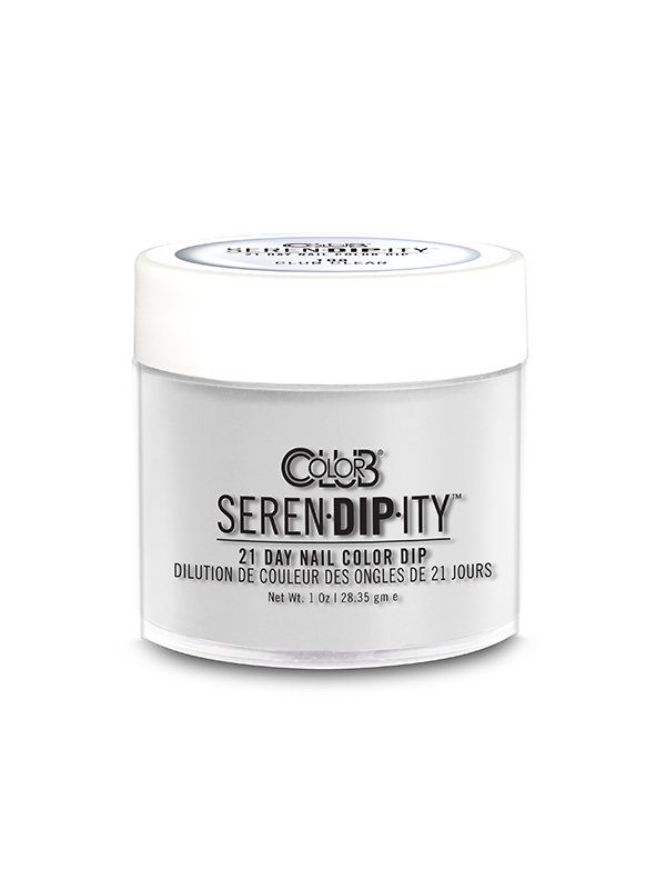 Club Clear - XDIP108 - Color Club Serendipity Dip Powder