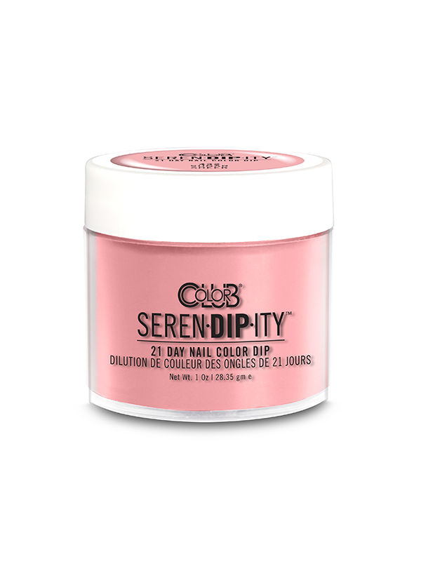 Sugar Sheer - XDIP432 - Color Club Serendipity Dip Powder