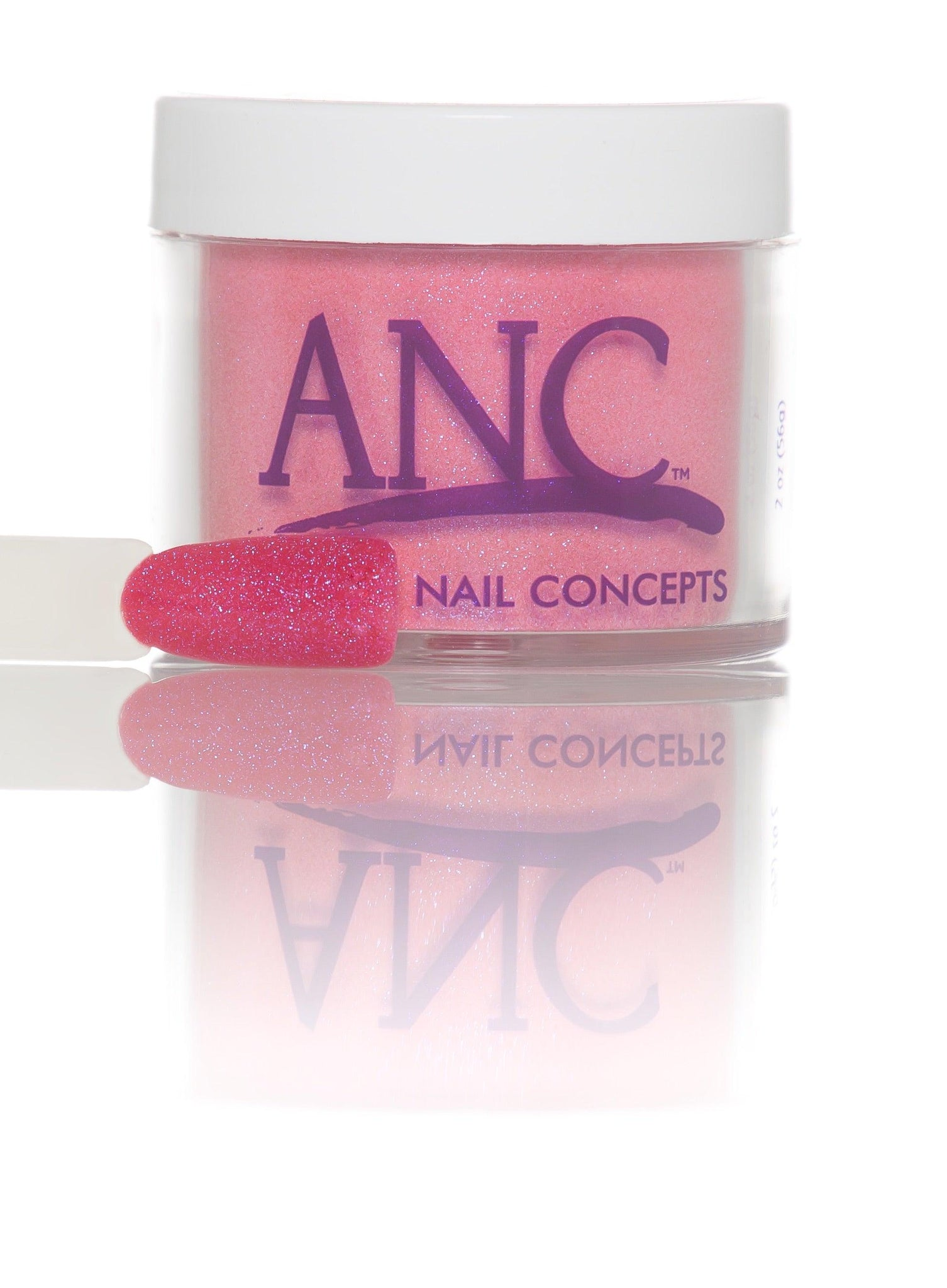 Sparkling Pink - 122 - Amazing Nail Concept Dip Powder