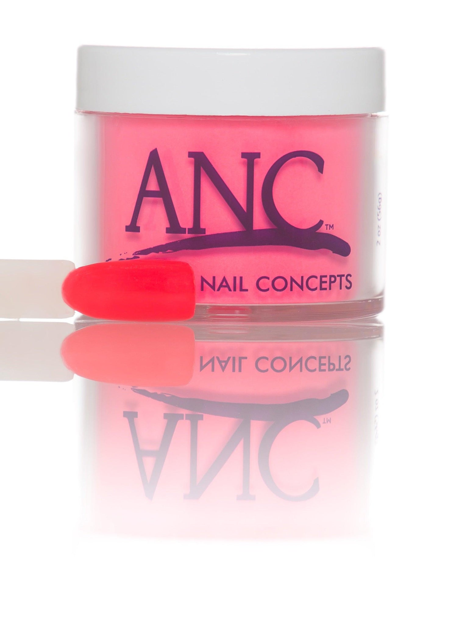 Neon Pink Orange - 151 - Amazing Nail Concept Dip Powder