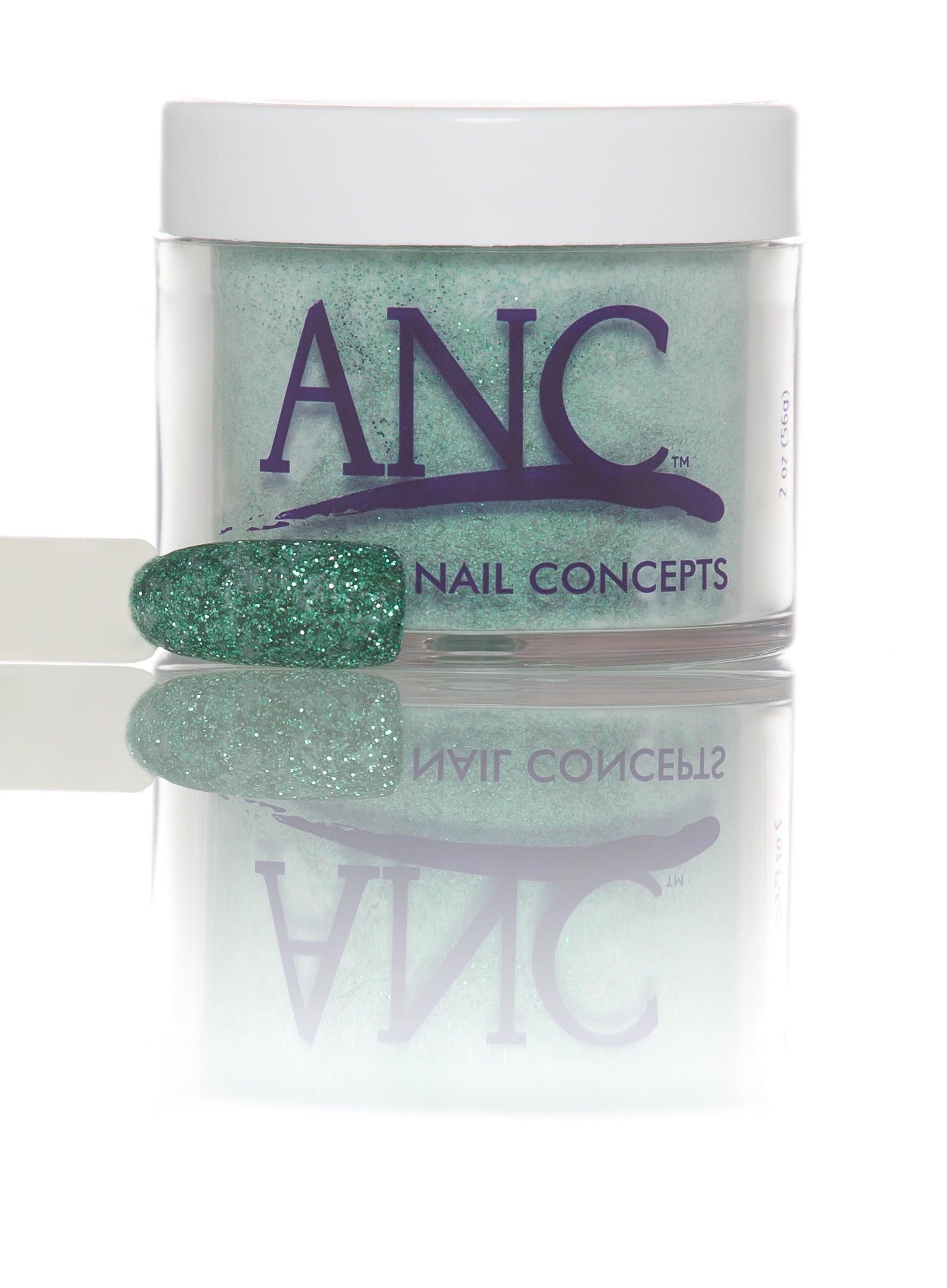 Lime Glitter - 42 - Amazing Nail Concept Dip Powder