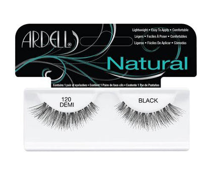 Ardell Natural Lashes 120 Demi Black - NAILMALL - Nail Supply Store Ardell