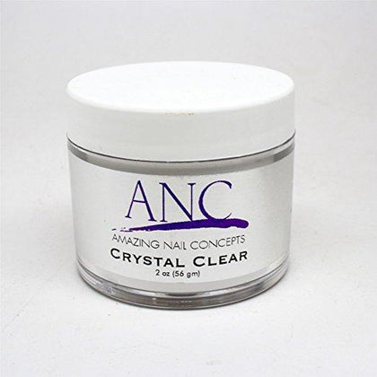 ANC Crystal Clear Dip Powder - NAILMALL - Nail Supply Store ANC