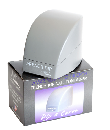 ANC French Dip Container - NAILMALL - Nail Supply Store ANC