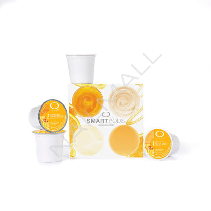 Qtica SmartPods 4 Step Spa Single Pack - Mandarin Honey