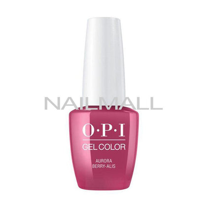 OPI GelColor - GCI64A - Aurora Berry-alis 15mL