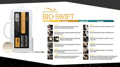 Bio Seaweed Gel - Bio Swift - NAILMALL - Nail Supply Store Bio Seaweed Gel