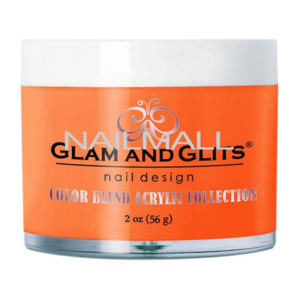 Glam and Glits - Color Blend Acrylic Powder - FALLING FOR YOU - BL3083