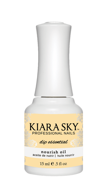Kiara Sky - Dip Liquid Nourish Oil 0.5 fl.oz
