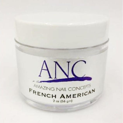 ANC French American Dip Powder - NAILMALL - Nail Supply Store ANC