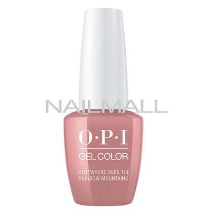 OPI GelColor - Somewhere Over the Rainbow Mountain - GCP37