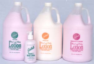 Gabel's Hand Lotion
