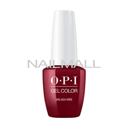 OPI GelColor - GCL87A - Malaga Wine 15mL