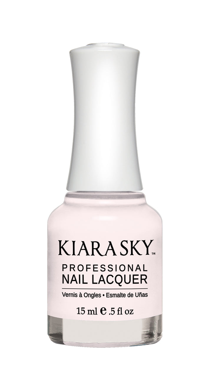 Kiara Sky Duo - Gel & Lacquer Combo - 402 FRENCHY PINK
