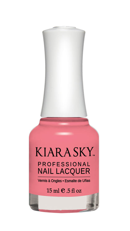 Kiara Sky Duo - Gel & Lacquer Combo - 407 PINK SLIPPERS