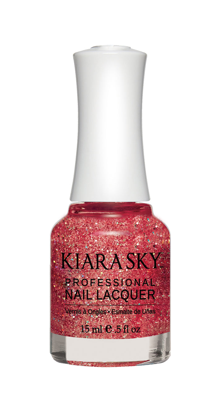 Kiara Sky Duo - Gel & Lacquer Combo - 427 RAGE THE NIGHT AWAY