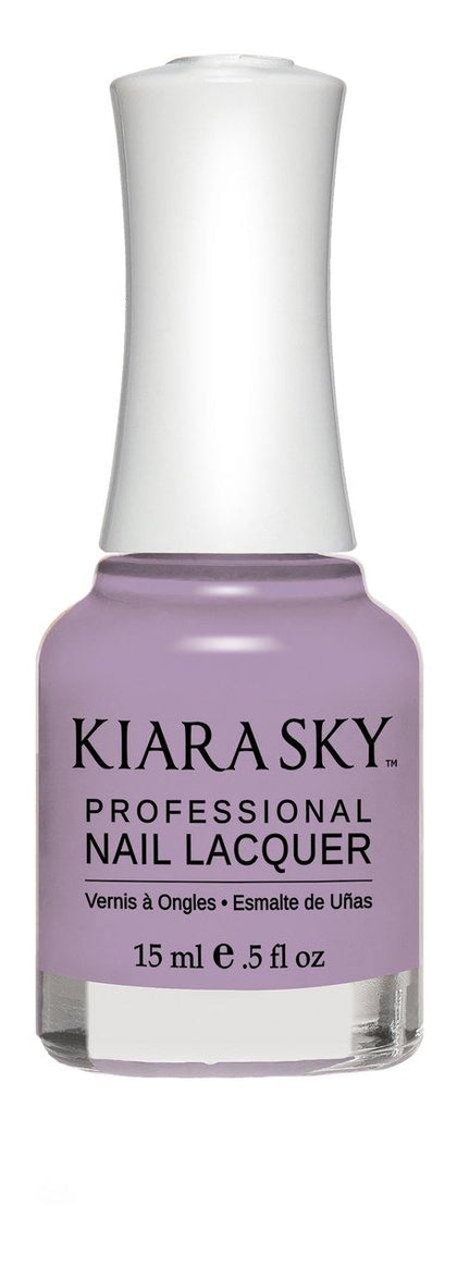 Kiara Sky Duo - Gel & Lacquer Combo - 509 WARM LAVENDER