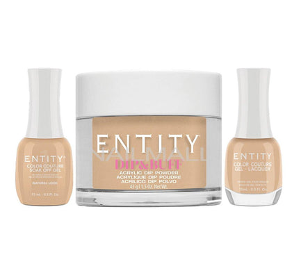 Entity Trio - Gel, Lacquer, & Dip Combo - NATURAL LOOK - 5301830