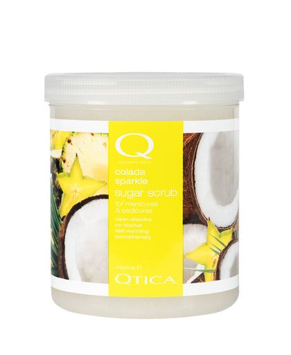 Smart Spa Colada Sparkle Sugar Scrub 44oz