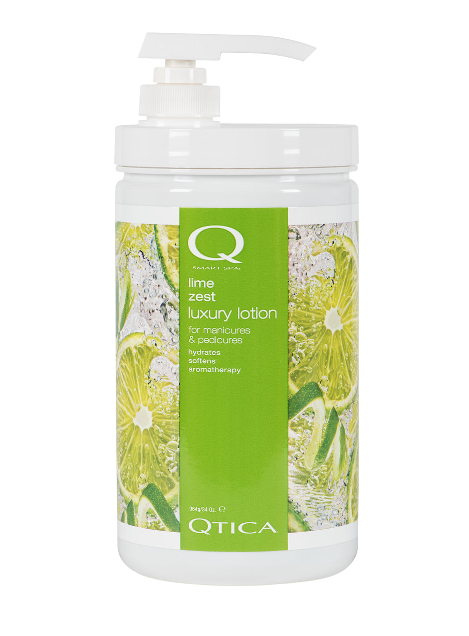 Smart Spa Lime Zest Luxury Lotion 34 oz.