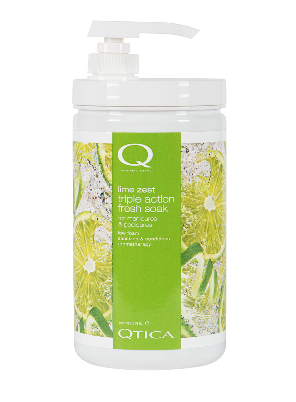 Smart Spa Lime Zest Triple Action Fresh Soak 35oz