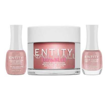 Entity Trio - Gel, Lacquer, & Dip Combo - SLIP INTO SOMETHING COMFORTABLE - 5301775