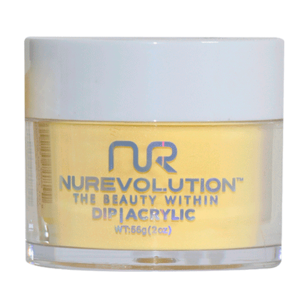 Lemonade Stand - MD104 - NuRevolution Color Dip Powder