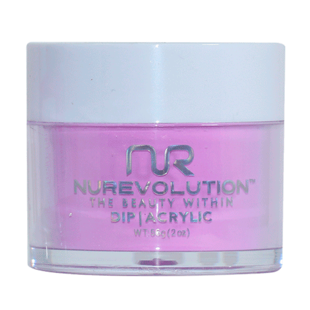 Doll House - MD15 - NuRevolution Color Dip Powder