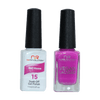 Doll House - NR15 - NuRevolution Duo - Gel & Lacquer Set