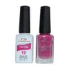 Love Child - NR19 - NuRevolution Duo - Gel & Lacquer Set