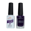 Purple Please - NR21 - NuRevolution Duo - Gel & Lacquer Set