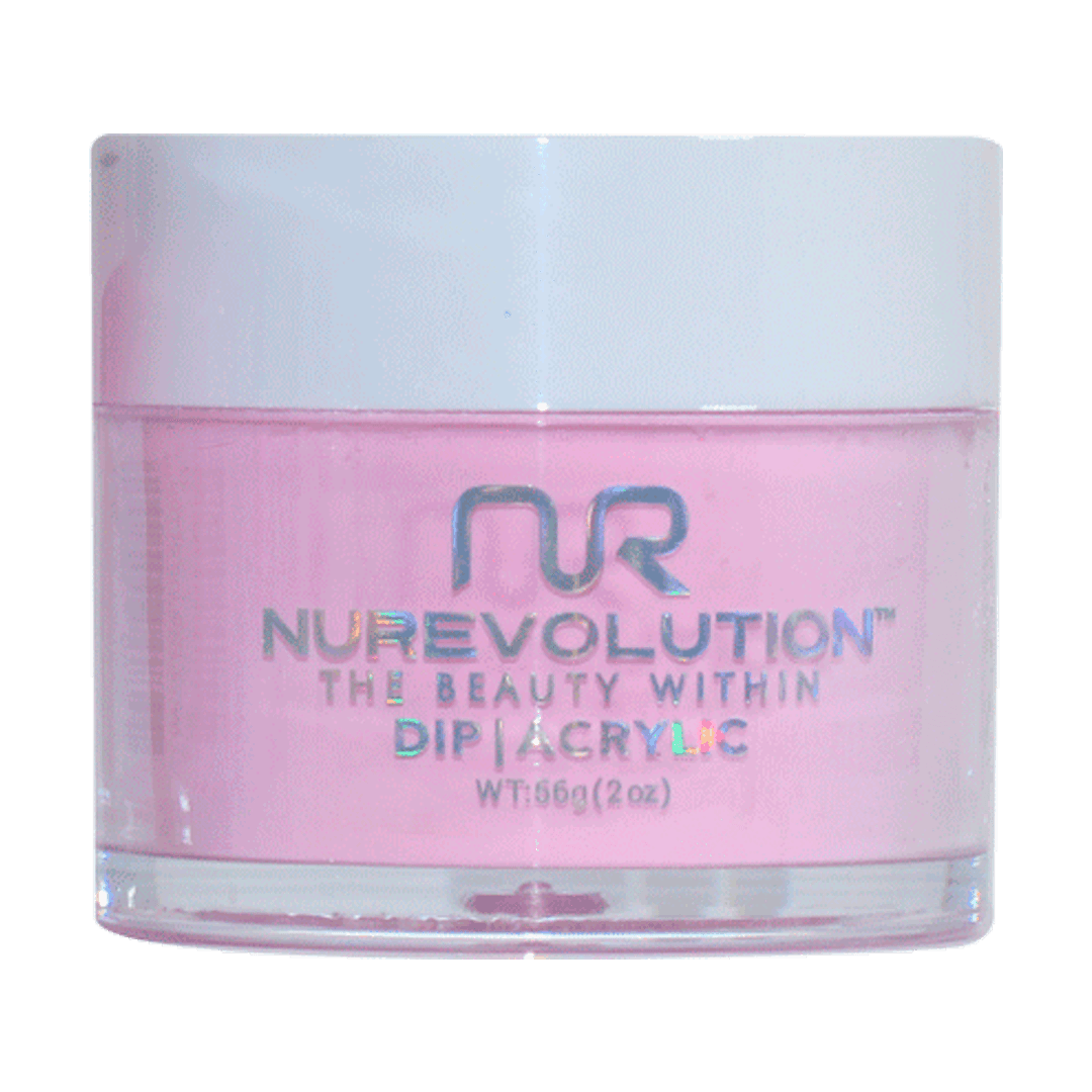 Pinking of You - MD29 - NuRevolution Color Dip Powder