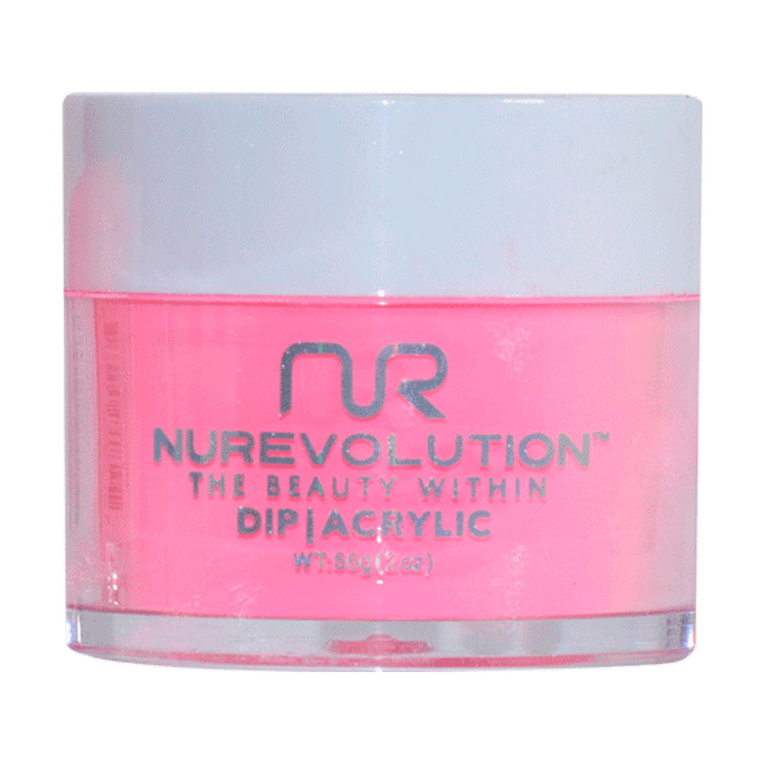 Single Ladies - MD31 - NuRevolution Color Dip Powder