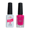 Love or Lust - NR32 - NuRevolution Duo - Gel & Lacquer Set