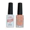 Soft Spoken - NR47 - NuRevolution Duo - Gel & Lacquer Set