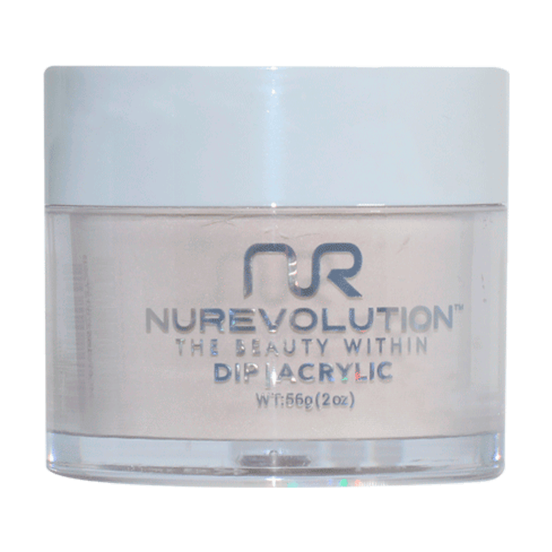 Bare With Me - MD69 - NuRevolution Color Dip Powder